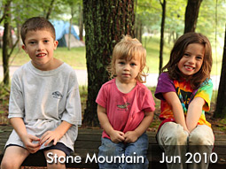 June 2010 : Stone Mountain State Park
